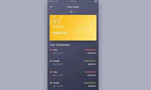 区块链钱包app开发特征与功能